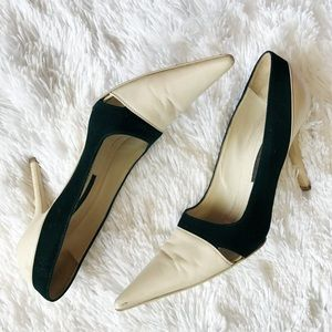 [narciso rodriguez] vero cuoio pointed pumps 9.5